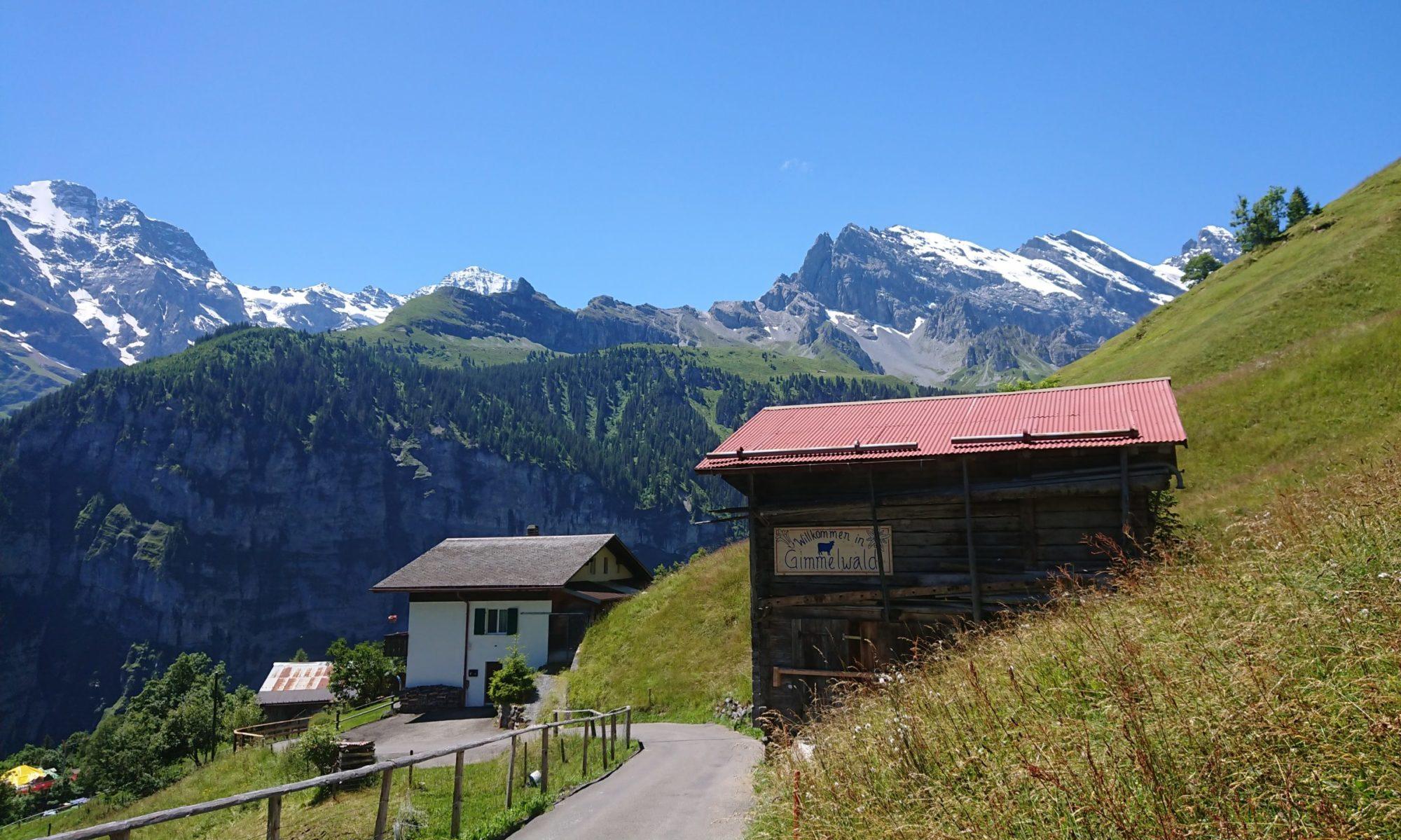 Genossenschaft Schulhaus Gimmelwald